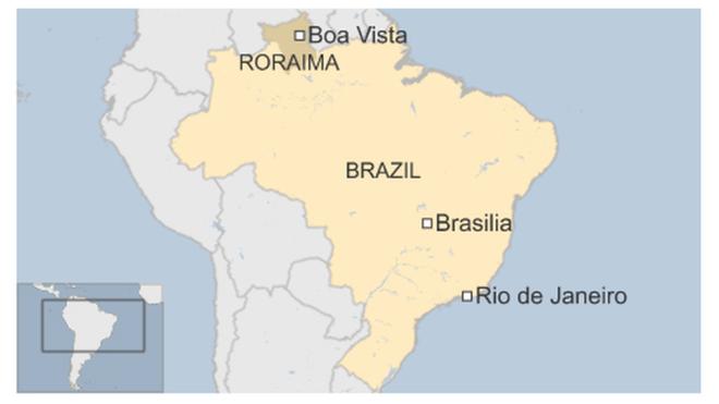 В бразильской тюрьме в ходе столкновений погибли десятки человек