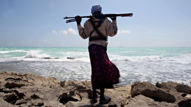 В Сомали из плена пиратов освобождены 26 заложников