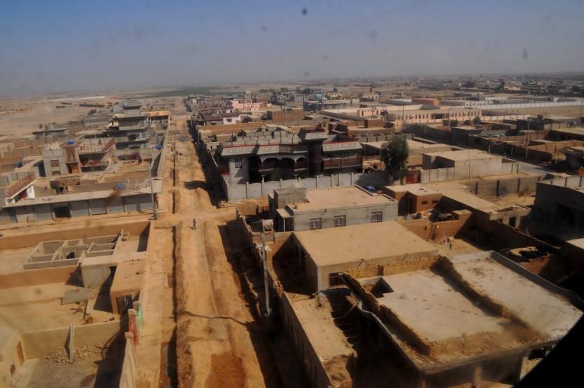 В афганском городе Лашкаргах произошел теракт