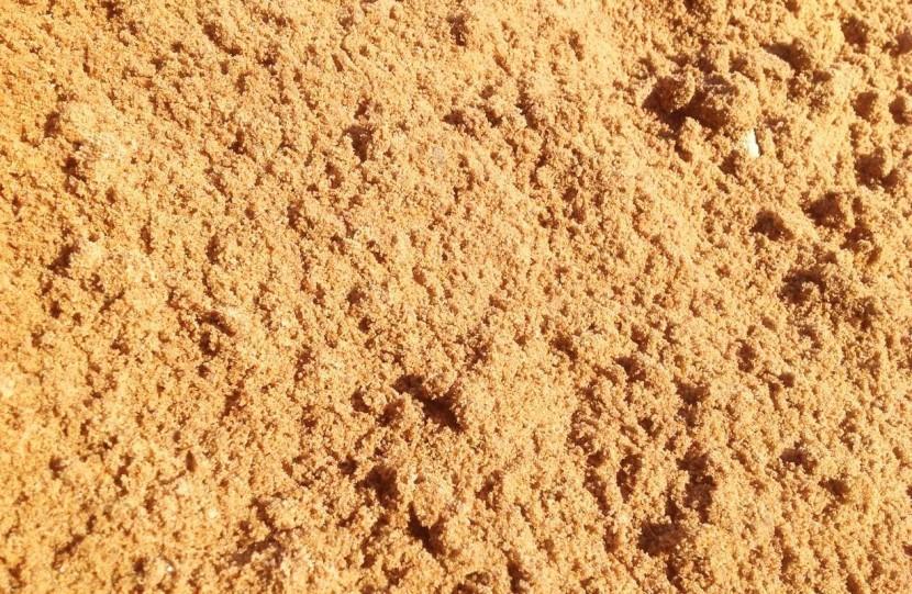 Намывной песок для строительных целей