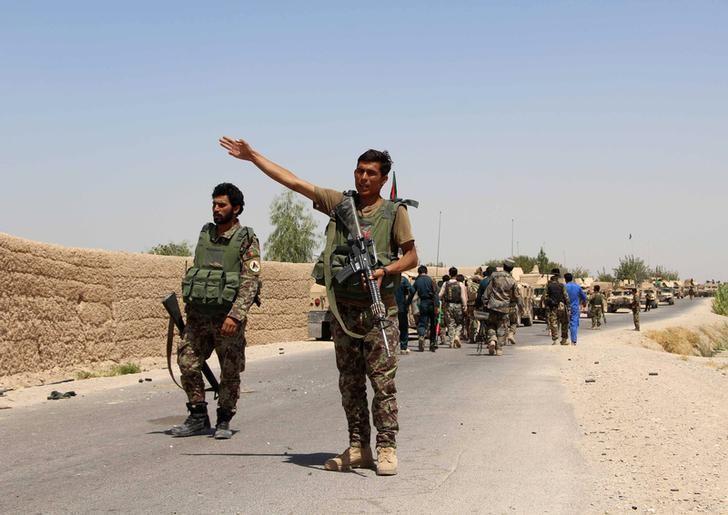 Потери среди гражданского населения Афганистана увеличиваются