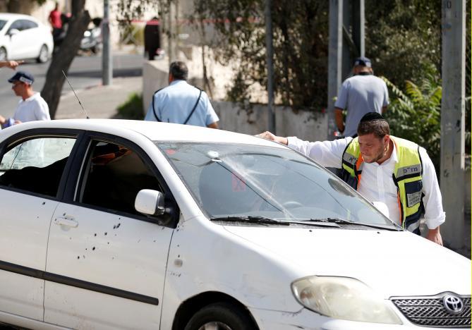 Пострадавшие вкритическом состоянии— Теракт вИерусалиме