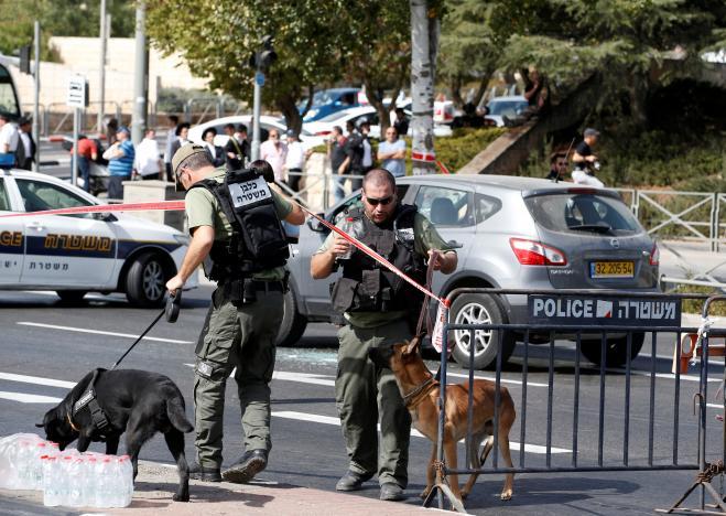 В Иерусалиме произошло очередное уличное нападение