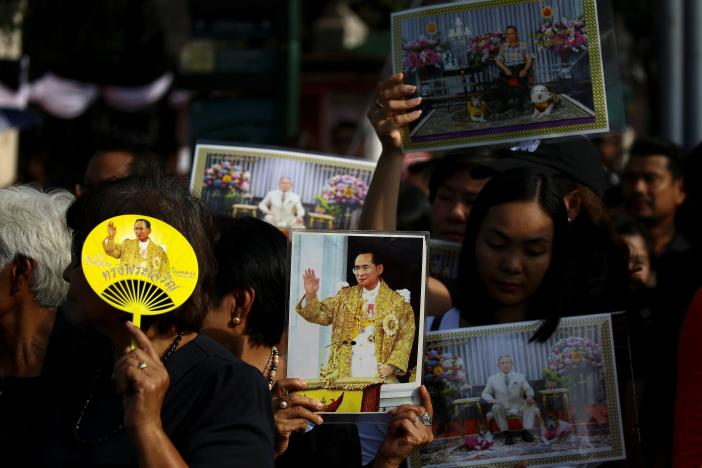Вопрос о престолонаследии в Таиланде вскоре разрешится