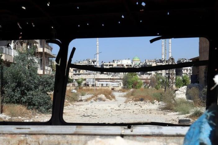 Осада Алеппо