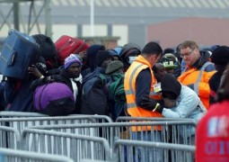 Французское правительство занялось ликвидацией лагеря в Кале