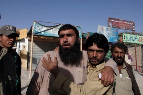 В Пакистане боевики ИГ напали на полицейскую академию