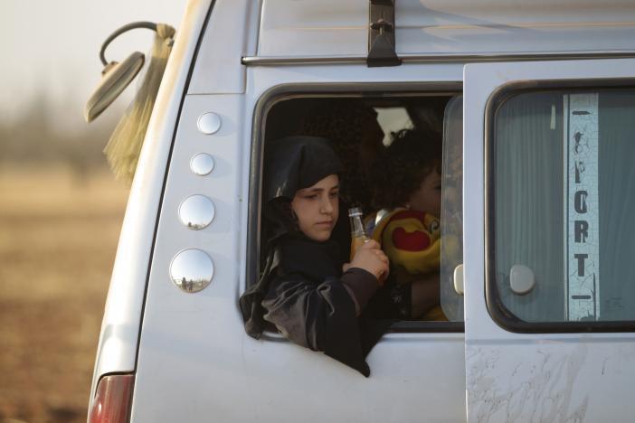 Повстанцы из Алеппо произвели массированную контратаку