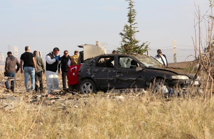 Турецкая полиция предотвратила потенциальный теракт