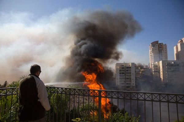 Исламисты призывают к «новым поджогам» в Израиле