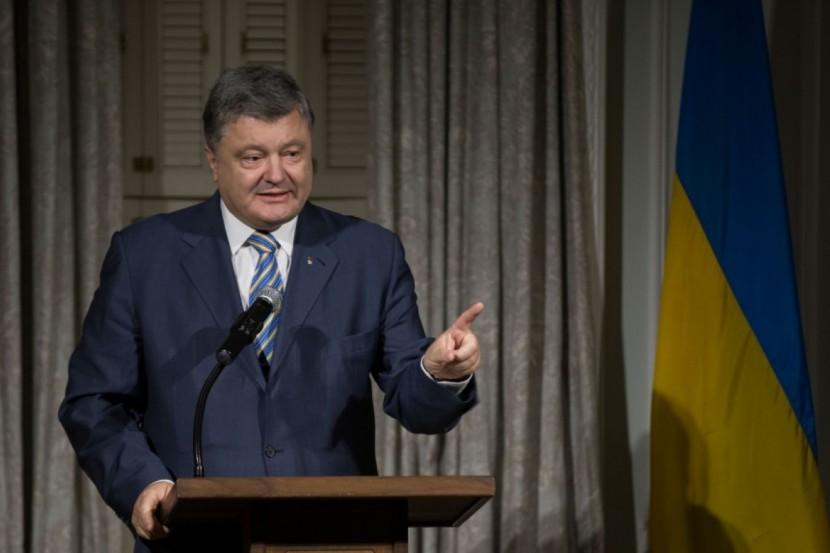 Порошенко призвал ЕС усилить санкции в отношении РФ