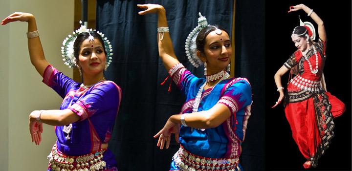 Индийские танцы с самого детства!