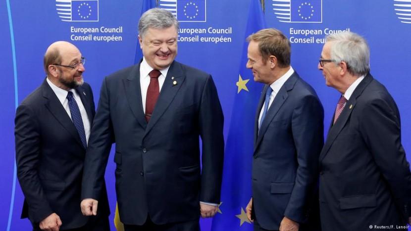 Украина получит безвизовый режим до конца текущего года
