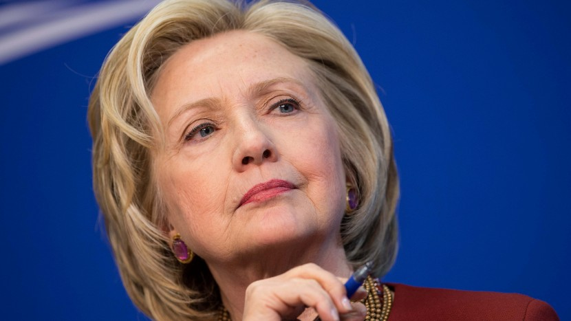Хиллари Клинтон лидирует в гонке за пост президента США