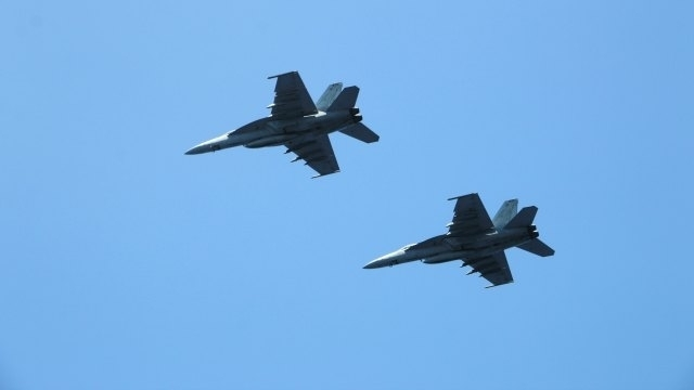 ВВС Израиля атаковали боевиковИГ вСирии вответ наобстрел