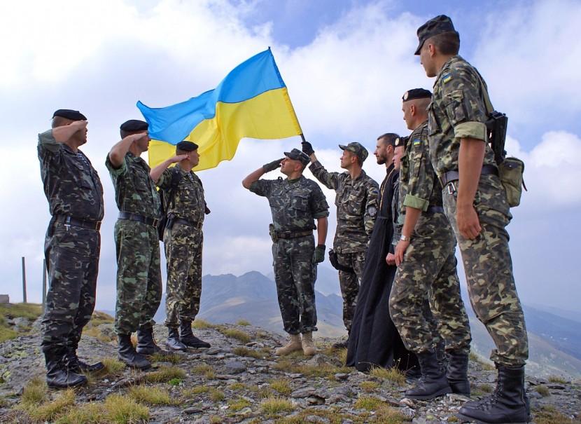 Украинские военные пройдут квалификацию в ОАЭ