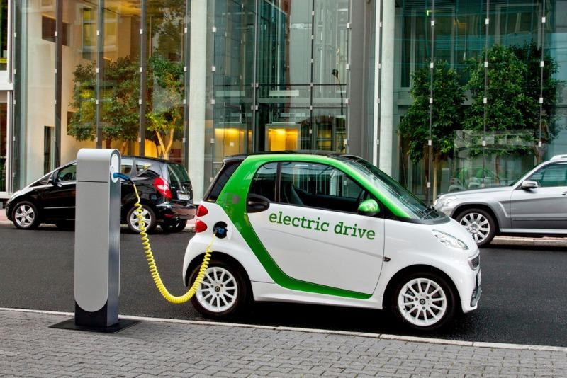Электромобили становятся популярнее в Украине