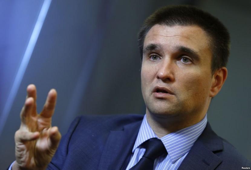 Климкин остается уверенным в позиции США в отношении Крыма