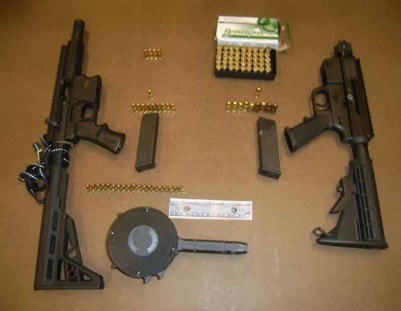 В Торонто детям выдвинули обвинение за незаконное хранение оружия