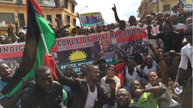 В Нигерии силовики убили 150 оппозиционеров
