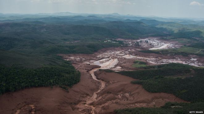 В Бразилии частные компании устранят последствия экологической катастрофы