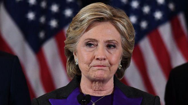 Клинтон нашла виноватого в своем проигрыше на выборах
