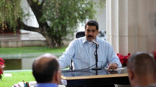 Мадуро исключил возможность проведения досрочных выборов