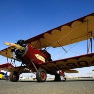 Африканское авиа турне ретро-самолетов продолжается