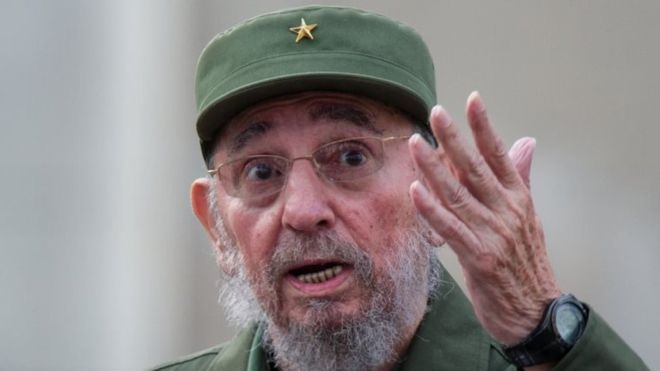 Трамп назвал Фиделя Кастро жестоким диктатором