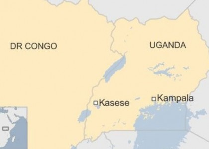 В Уганде полиция взяла штурмом дворец короля