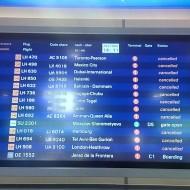 Из-за забастовки Lufthansa отменила сотни авиарейсов