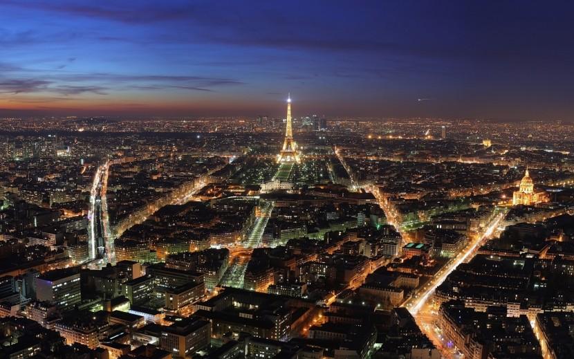 Отличное путешествие по Франции