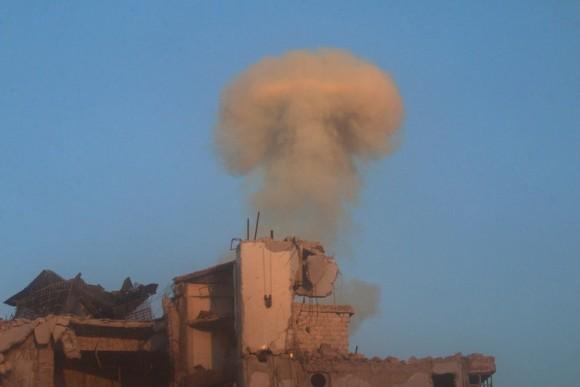 Сирийская армия захватила восточный район Сакхур в Алеппо