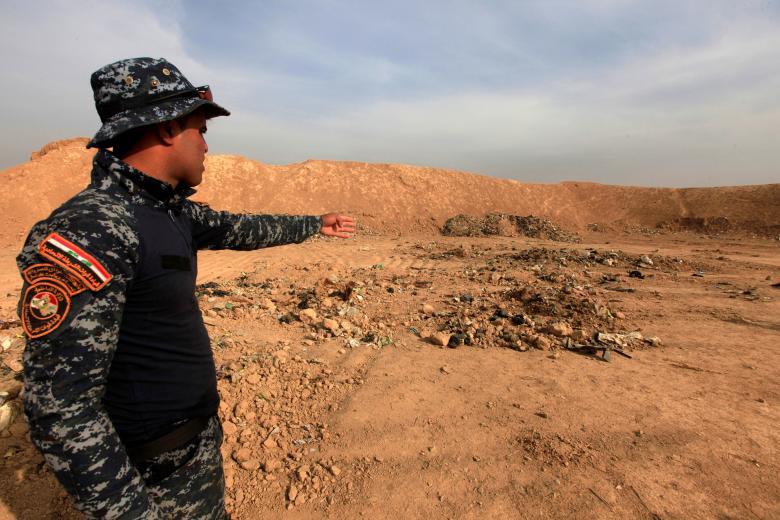 ИГ убило свыше 300 бывших иракских полицейских к югу от Мосула