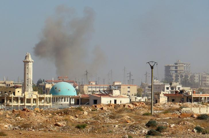 Сирийская армия продвинулась в освобождении Алеппо