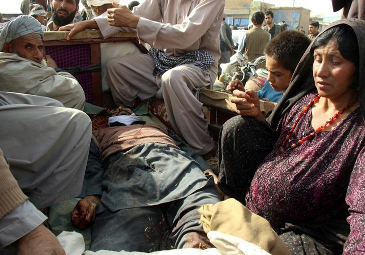 Авиаудары США в Кундузе убили свыше 30 мирных жителей