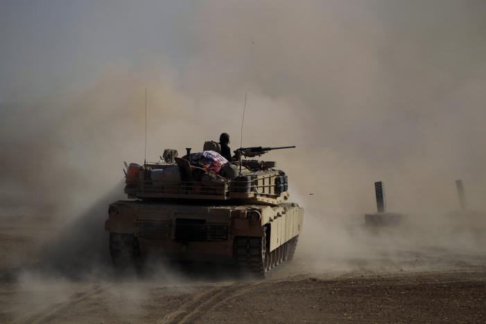 Исламское Государство находится в тяжелом положении