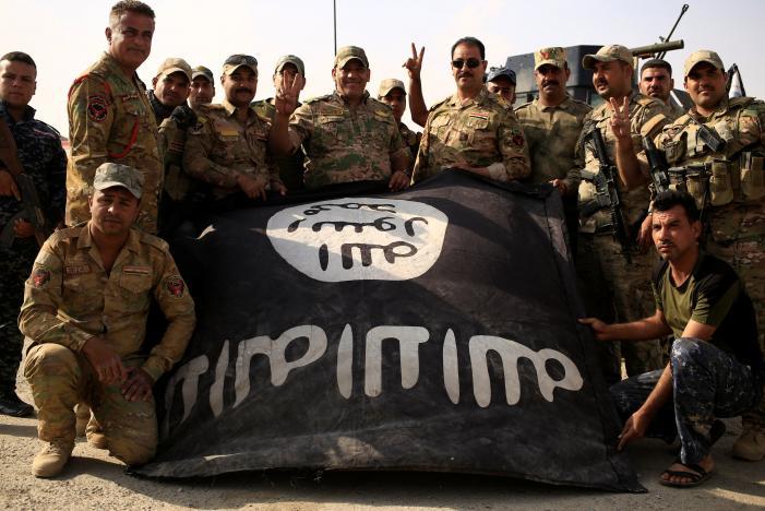 Иракская армия обвиняется в убийстве гражданского населения