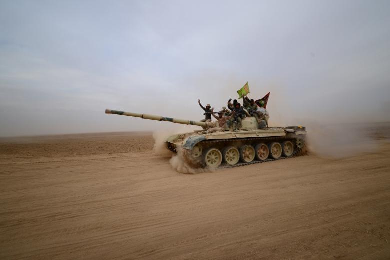 Боевикам ДАИШ строго запретили сбивать американские самолеты вМосуле