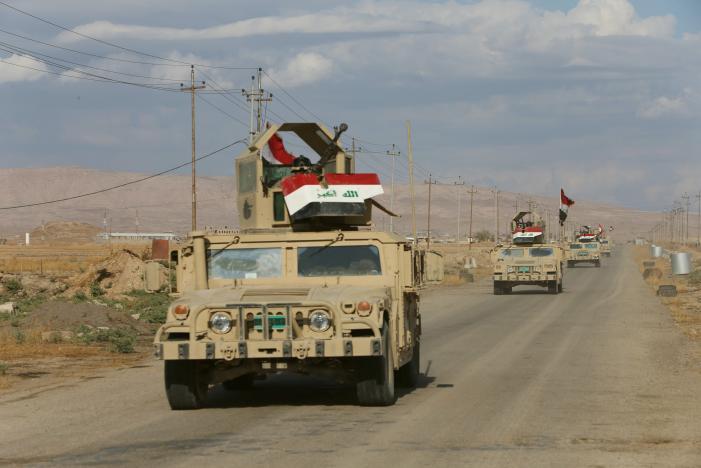 Лидер ИГ уверен в победе своих людей в Ираке