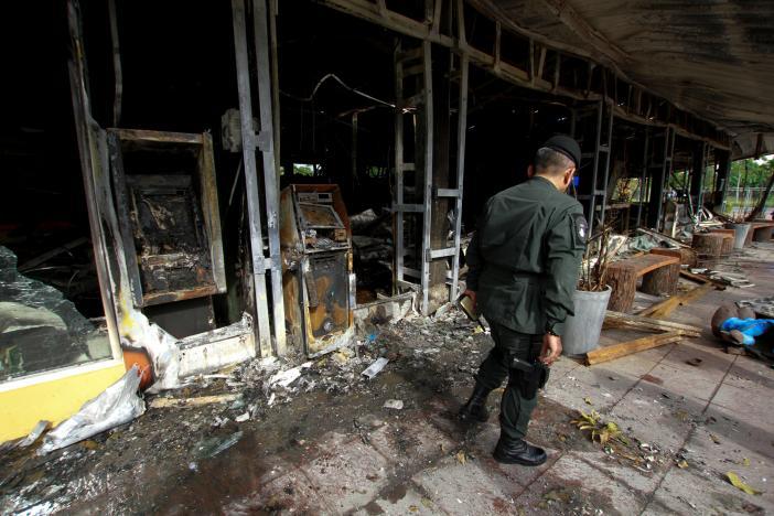 В южном Таиланде произошел теракт, убивший трех человек