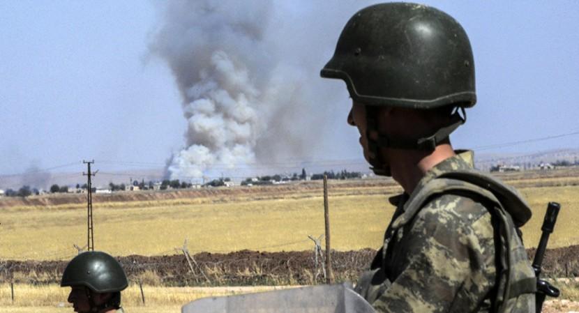 Вблизи Аль-Баб погибло трое турецких военнослужащих