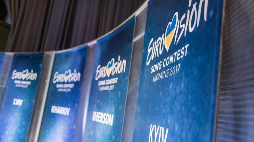 Евровидение 2017 состоится в Киеве