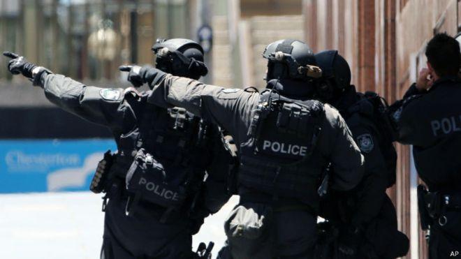 В Австралии принят антитеррористический закон