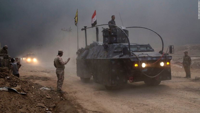 Иракское командование усилило атаки по позициям ИГ в Мосуле