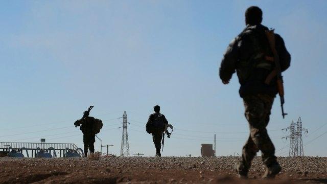 Вблизи Аль-Баб убито 68 боевиков ИГ