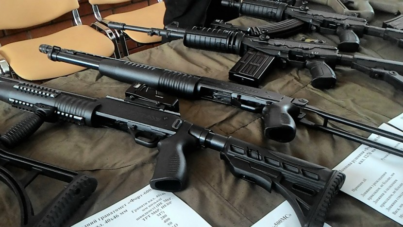 Украина вошла в десятку лидеров по экспорту оружия