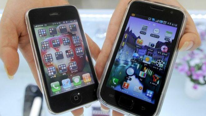 Верховный суд США разобрался в споре Apple и Samsung