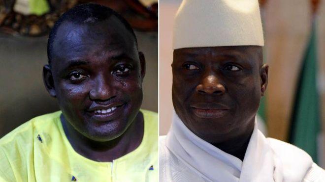 В Гамбии продолжается политический кризис