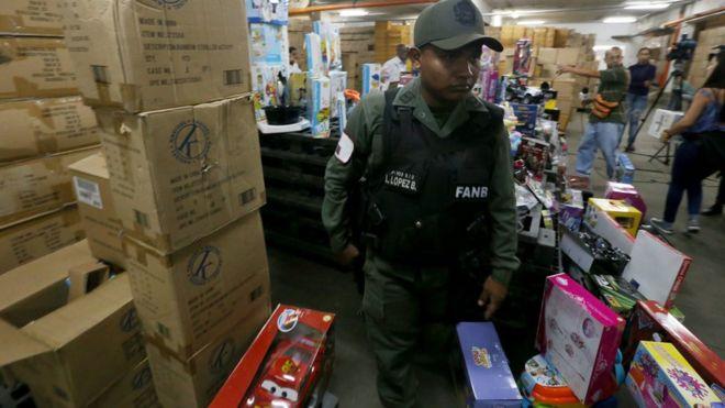 Власти Венесуэлы «подарят людям Рождество» при помощи экспроприации
